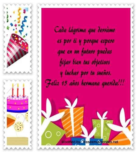 descargar mensajes de cumpleaños para quinceañera,mensajes bonitos para quinceañera