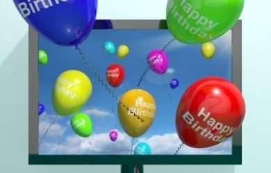 bajar lindas palabras de cumpleaños para Facebook, buscar nuevas frases de cumpleaños para Facebook