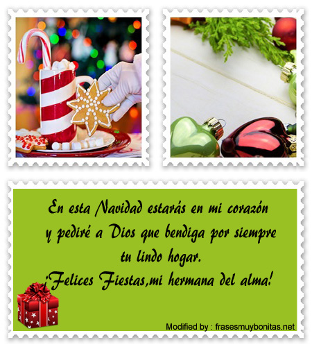 enviar mensajes bonitos de Navidad