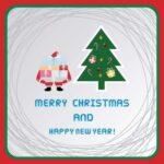 bajar mensajes de Navidad y Año Nuevo, originales frases de Navidad y Año Nuevo