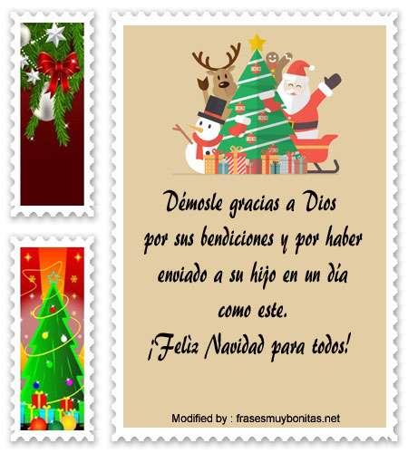 Lindos Saludos De Feliz Navidadbonitas Frases De Feliz