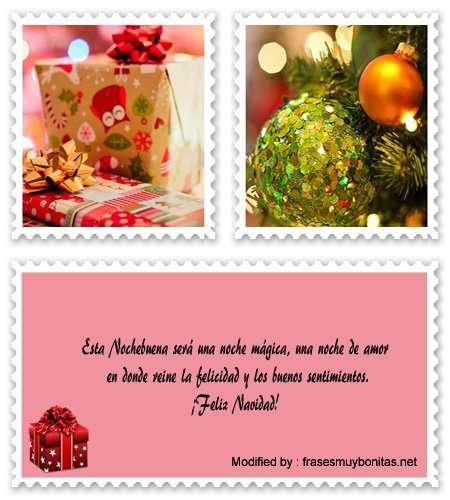 buscar textos de feliz Navidad