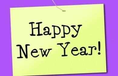 bajar lindos mensajes de Año Nuevo para SMS, enviar nuevas frases de Año Nuevo para SMS
