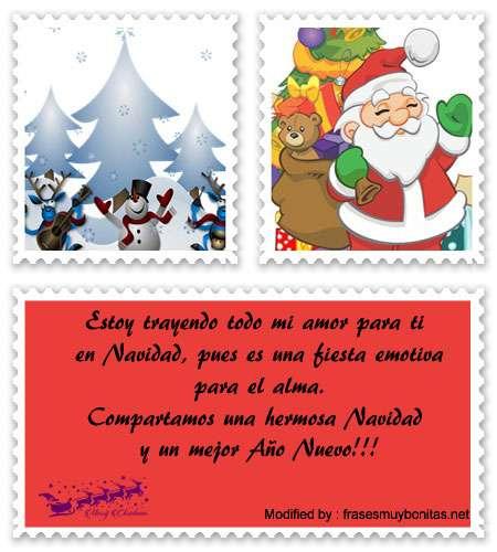 mensajes para enviar en navidad y año nuevo