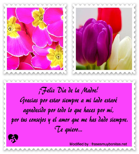 poemas para el dia de la madre,descargar mensajes bonitos para el dia de la madre