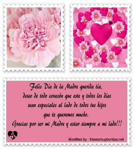 Buscar Mensajes Del Dia De La Madre Para Mi Tia Nuevas Palabras Por El Dia De La Madre Frasesmuybonitas Net
