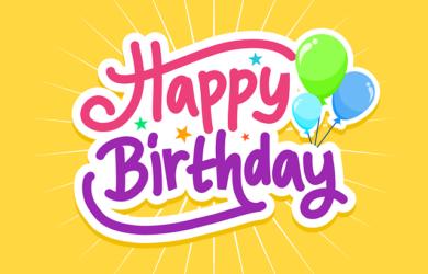 compartir lindos textos de cumpleaños, enviar bonitos mensajes de cumpleaños