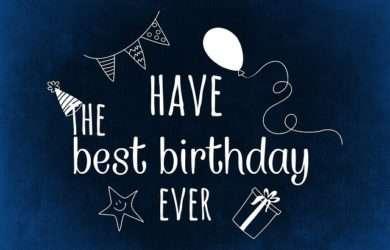 bajar lindas palabras de cumpleaños para Facebook