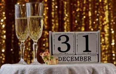 enviar lindas frases de Año Nuevo