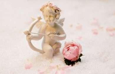 saludos de amor para San Valentin