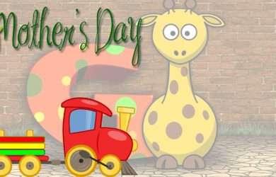 bonitas postales para felicitar el día el día de las Madres