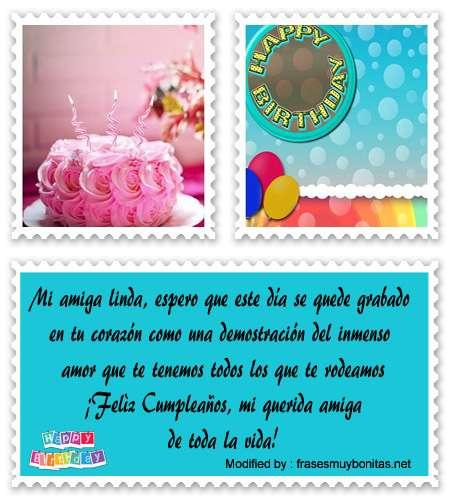bajar tarjetas con dedicatorias de cumpleaños para mi amiga para whatsapp
