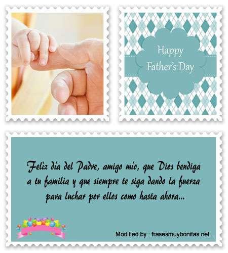 bellos pensamientos para el dia del Padre para Facebook