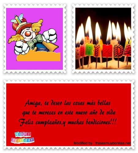 buscar originales tarjetas de cumpleaños para Whatsapp