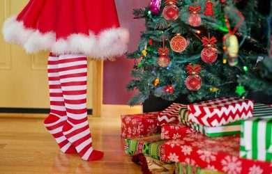 saludos de Navidad para mis padres