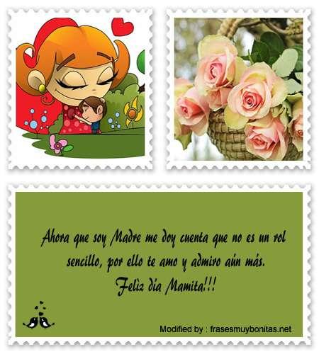 saludos para el dia de la Madre para enviar por whatsapp