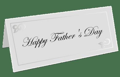 tarjetas bonitas por el dia del padre