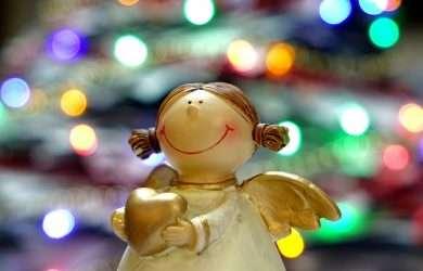 saludos de navidad por messenger