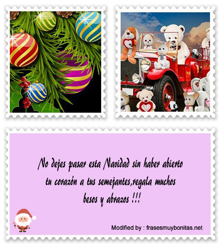 Mensajes de amor de Navidad para Facebook