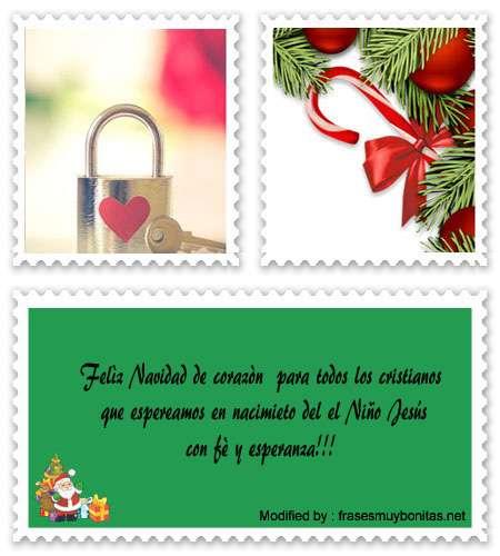 Descargar frases cortas y bonitas de Navidad para celular
