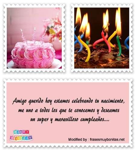 enviar bonitas tarjetas de cumpleaños para mi amigo