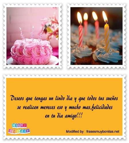 las mejores tarjetas con saludos de cumpleaños para mi amigo