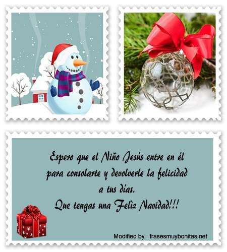 Los mejores versos para compartir por Navidad por Facebook