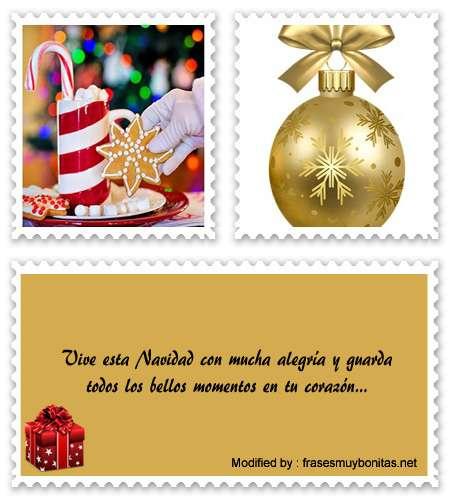 Descargar bonitos sms de Navidad para enviar por celular