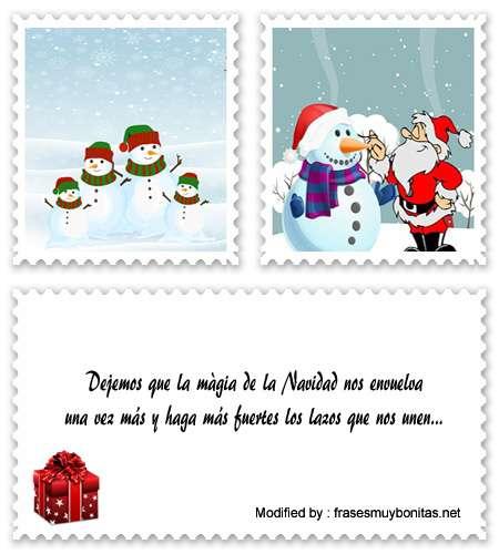 frases para enviar en Navidad a mis Padres