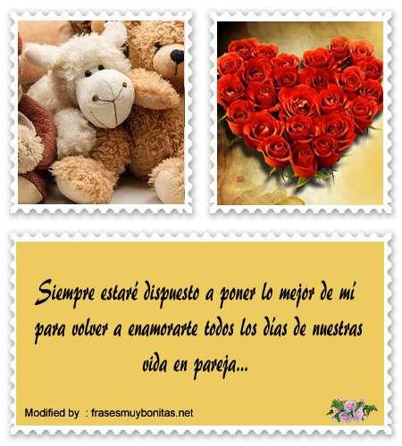 originales frases romànticas para enviar a mi amor
