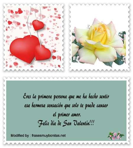Tarjetas Bonitas Por San Valentin Mensajes De Amor Para