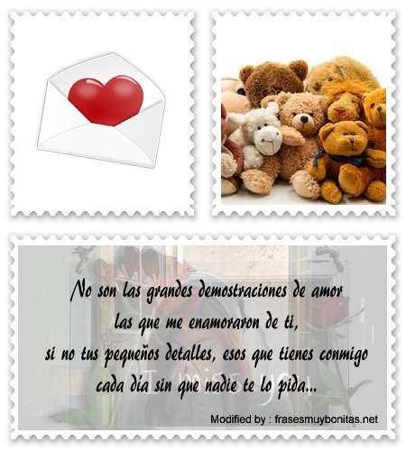 Bonitos textos romànticos para enviar a mi amor por Messenger