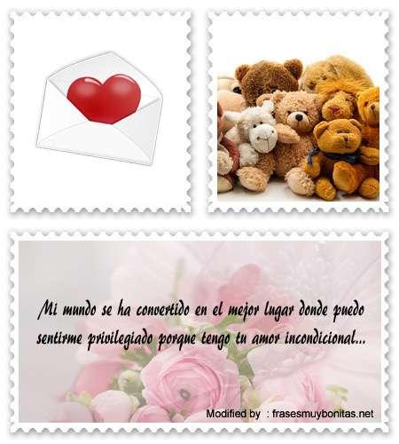 Descargar bonitos mensajes de amor para Facebook