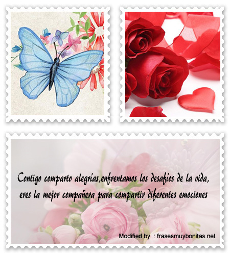 Bellas dedicatorias romànticas para tarjetas