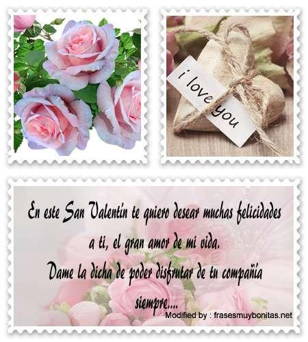 Buscar textos bonitos para San Valentín para enviar por whatsapp