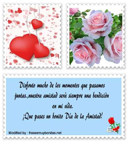 Tiernos mensajes de amor y amistad para compartir en Facebook