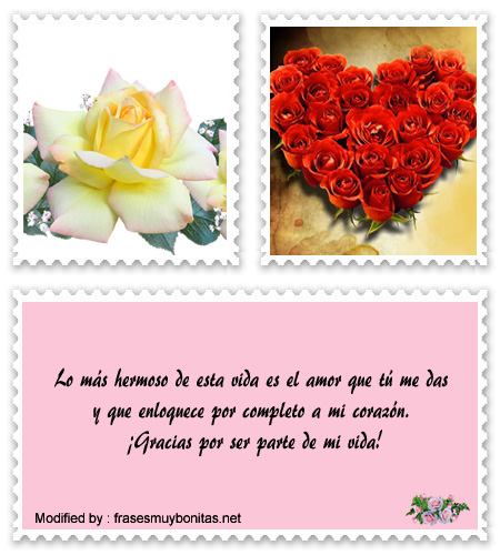 Pensamientos de amor para estado de messenger para San Valentín