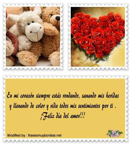 Frases y mensajes románticos para San Valentín