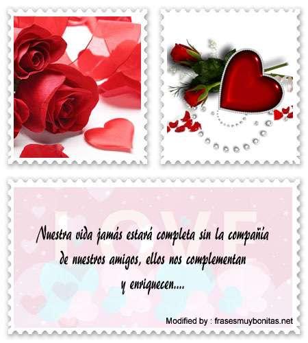 Buscar los mejores mensajes para San Valentín bonitos para enviar