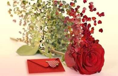Dedicar mensajes de amor a mi enamorado por Messenger