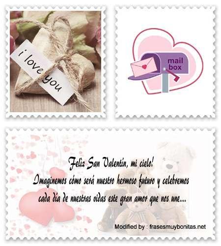 buscar bonitas palabras por San Valentín para facebook