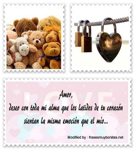 descargar mensajes con declaraciones de amor