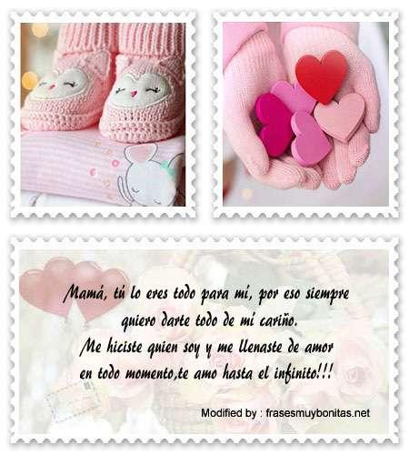 buscar mensajes de agradecimiento y amor para mamà para compartir