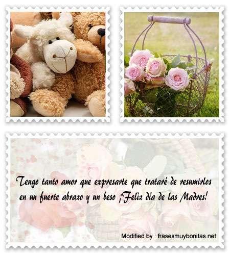 Frases y tarjetas de amor para enviar a Mamá por celular