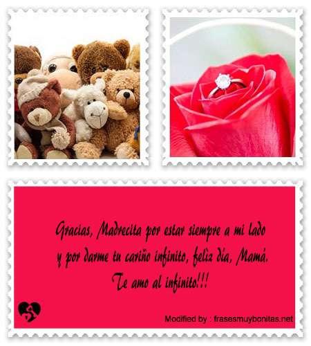 Bonitos saludos para el día de la Madre para mandar por Messenger