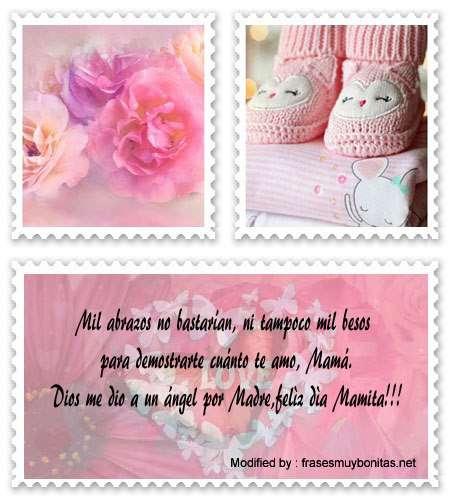 Bonitas tarjetas con dedicatorias para el día de la Madre