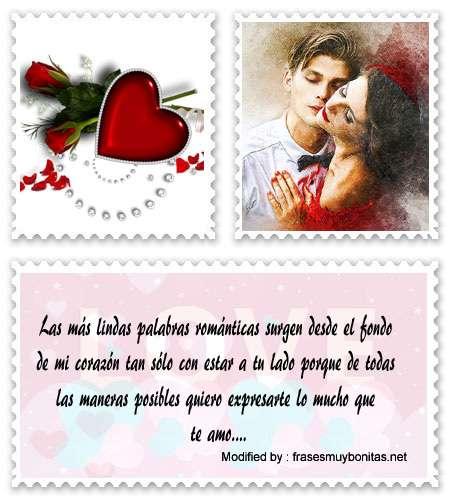 Mensajes de amor para enviar a mi enamorada por mòvil