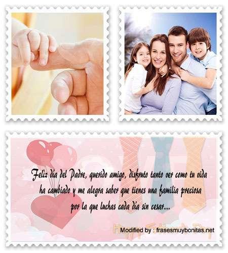 descargar mensajes de amor para el dìa del Padre