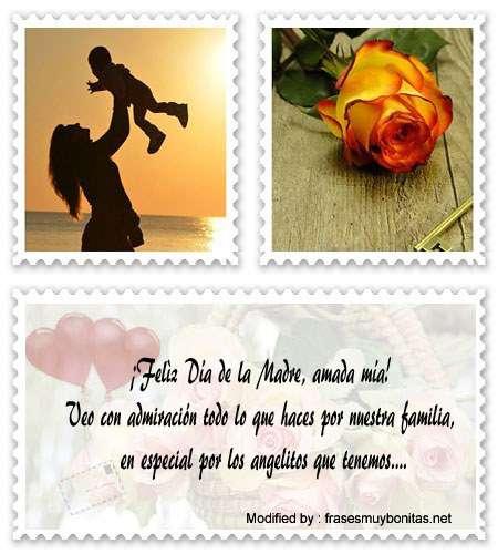 Descargar mensajes del día de la Madre para Messenger