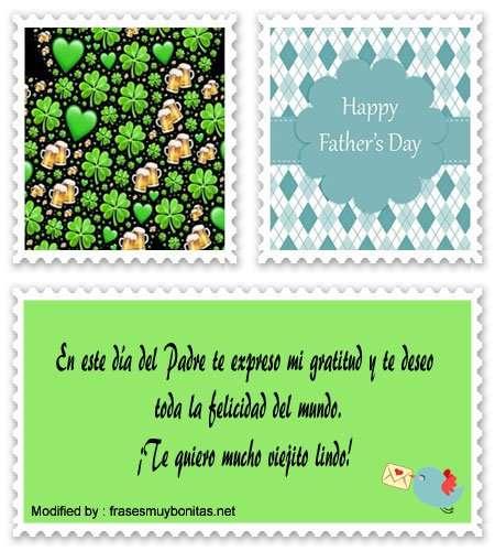 frases de amor con imàgenes para el Día del Padre